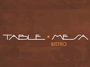 Table Mesa Bistro