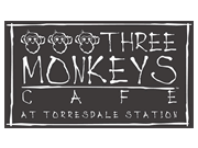 Three Monkeys Cafe coupon code