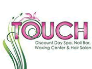 Touch Discount Day Spa coupon code