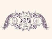 Vin De Syrah Spirit & Wine Parlor coupon code