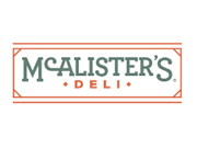 McAlister's Deli discount codes