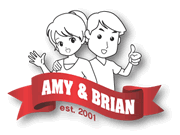 Amy and Brian