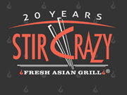 Stir Crazy Fresh Asian Grill