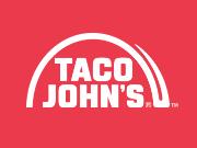 Taco John's coupon code