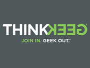 ThinkGeek coupon code