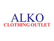 Alko Clothing Outlet coupon and promotional codes