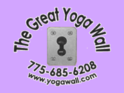 The Great Yoga Wall