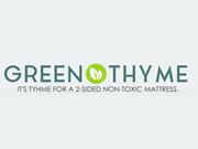 Green Thyme Mattress coupon code