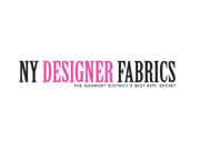 NY Designer Fabrics discount codes