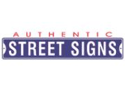 Authentic StreetSigns
