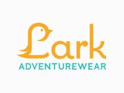 Lark Adventurewear coupon code