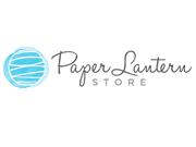 Paper Lantern Store coupon code