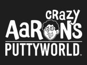 Crazy Aaron's Puttyworld discount codes