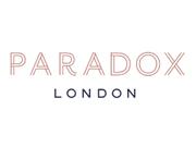 Paradox London coupon code
