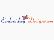 Embroidery Designs coupon code