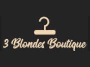 3 Blondes Boutique coupon code
