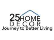 25 Home Decor coupon code