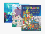 Children's Books Inspired by Famous Artworks Series coupon code
