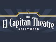 El Capitan Theatre coupon code