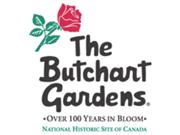 Butchart Gardens coupon code