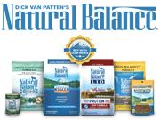 Natural Balance Pet Food coupon code