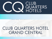 Club Quarters Hotel Grand Central coupon code
