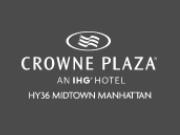 Crowne Plaza HY36 Midtown Manhattan coupon code