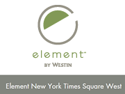 Element Times Square West discount codes