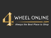 4 Wheel Online coupon and promotional codes