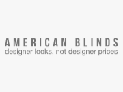 American Blinds coupon code