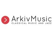 ArkivMusic coupon code