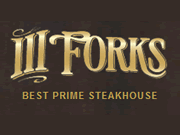 III Forks Steakhouse and Seafood coupon code