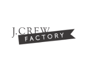 J.Crew Factory coupon code
