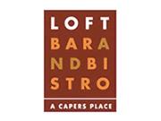 Loft Bar and Bistro coupon code