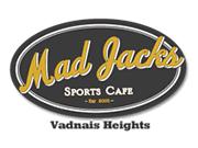 Mad Jacks Sports Cafe coupon code