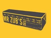 Mr Zub's Deli coupon code