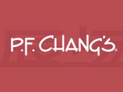 P. F. Chang's China Bistro coupon code