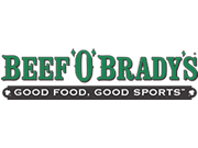 Beef O'Brady's discount codes