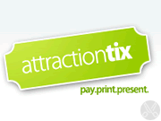 Attraction Tix coupon