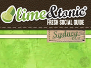 Lime&Tonic Sydney coupons