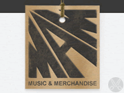 Music and Merchandise Store coupon